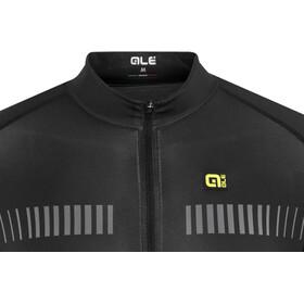 Alé Cycling Graphics PRR Strada Shortsleeve Jersey Men black-red